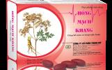 Hồng Mạch Khang – Liệu pháp tự nhiên cho người huyết áp thấp, thiếu máu não