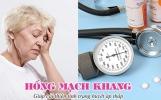 Tụt huyết áp ở người cao tuổi – Dễ gây nguy hiểm nếu không trị sớm